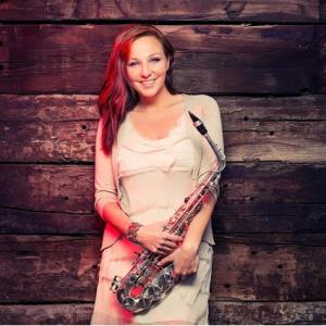 Esther Saxophonistin