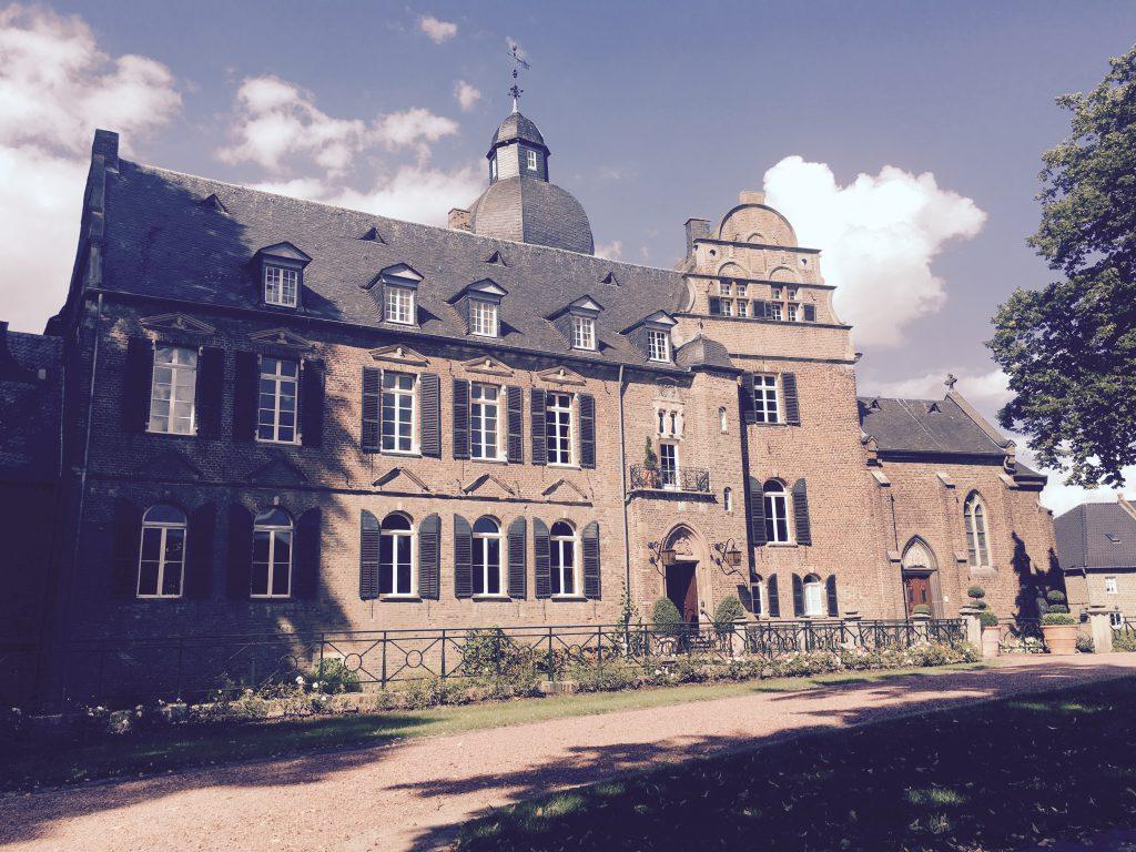 Wasserburg Bergerhausen