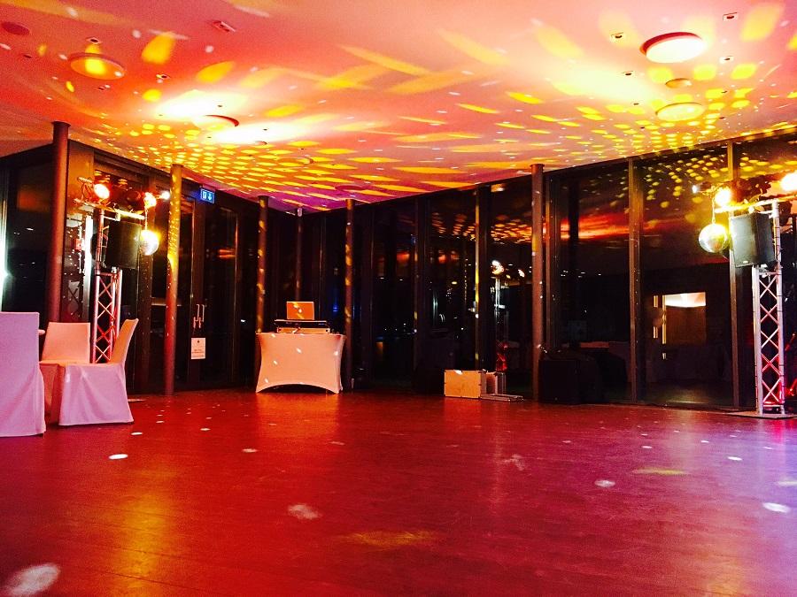 DJ Hochzeit Burg Heimerzheim 1