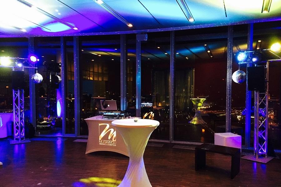 Hochzeit DJ Köln Sky