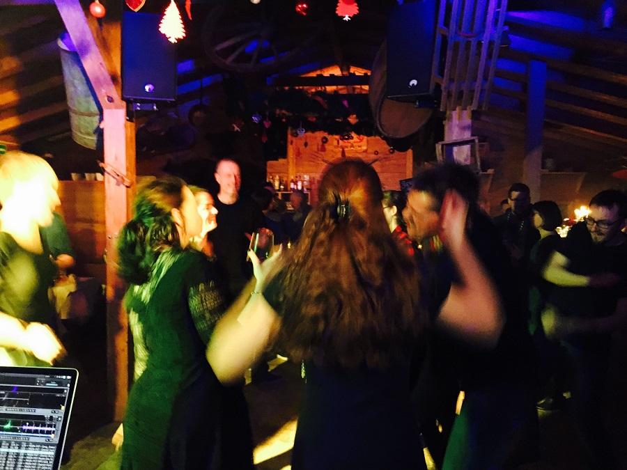 Rheinalm kameha Grand DJ Bonn