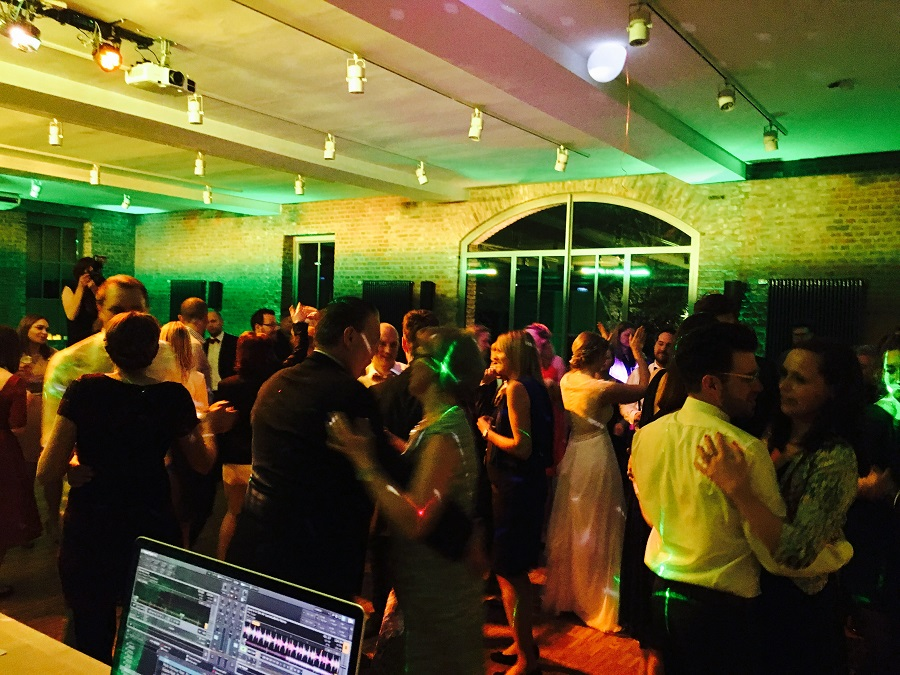 DJ Hochzeit Köln Kastanienhof