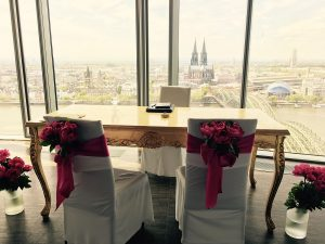 Hochzeit Köln Sky KölnSky Musik4you Wedding & Event DJs