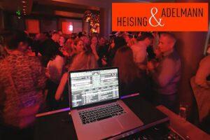dj Köln Heising und Adelmann